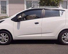 Cần bán Chevrolet Spark năm sản xuất 2014, màu trắng, số tự động giá 245 triệu tại Tp.HCM