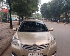 Bán xe cũ Toyota Vios sản xuất 2009, màu vàng giá 178 triệu tại Hà Nội