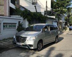 Cần bán Toyota Innova sản xuất 2016, màu bạc xe nguyên bản giá 536 triệu tại Đà Nẵng