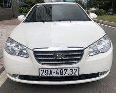 Bán Hyundai Elantra sản xuất 2012, màu trắng xe nguyên bản giá 260 triệu tại Hà Nội