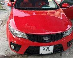 Xe Kia Forte Koup 1.6 AT đời 2009, màu đỏ chính chủ, giá 415tr giá 415 triệu tại Hà Nội