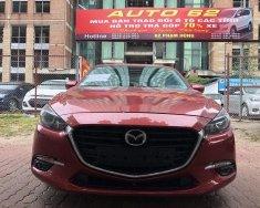 Bán Mazda 3 đời 2018, màu đỏ xe nguyên bản giá 630 triệu tại Hà Nội