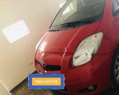Bán Toyota Yaris AT đời 2011, màu đỏ giá 480 triệu tại Hà Nội