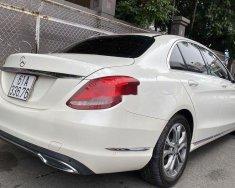 Bán Mercedes C200 sản xuất 2015, màu trắng, nhập khẩu   giá 1 tỷ tại Tp.HCM