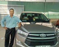 Cần bán lại xe Toyota Innova năm 2017, giá 650tr giá 650 triệu tại Tp.HCM