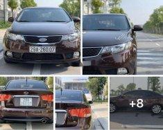 Cần bán Kia Cerato năm 2011, màu nâu, nhập khẩu nguyên chiếc giá 405 triệu tại Hà Nội