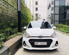 Cần bán Hyundai Grand i10 năm sản xuất 2019, màu trắng, 400tr giá 400 triệu tại Hà Nội