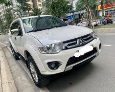 Cần bán Mitsubishi Pajero MT 2016, màu trắng, nhập khẩu   giá 588 triệu tại Tp.HCM