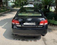 Cần bán gấp Lexus GS 350 năm 2008, màu đen, xe nhập, giá chỉ 860 triệu giá 860 triệu tại Hà Nội
