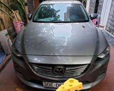 Cần bán Mazda 6 sản xuất 2016, màu bạc đẹp như mới, 800 triệu giá 800 triệu tại Hà Nội