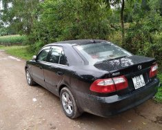 Cần bán gấp Mazda 6 đời 2002, màu đen, nhập khẩu nguyên chiếc chính hãng giá 210 triệu tại Nghệ An