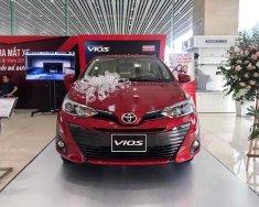 Cần bán Toyota Vios sản xuất năm 2019, màu đỏ giá 490 triệu tại BR-Vũng Tàu