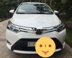 Bán ô tô Toyota Vios G đời 2016, màu trắng giá 459 triệu tại Tp.HCM