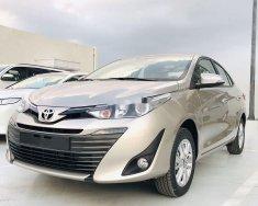 Bán ô tô Toyota Vios đời 2019, màu vàng giá cạnh tranh giá 490 triệu tại Tp.HCM
