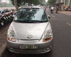 Bán xe Chevrolet Spark đời 2011, màu bạc, 130 triệu giá 130 triệu tại Hà Nội