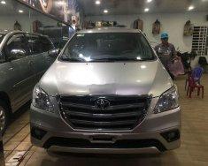 Cần bán gấp Toyota Innova đời 2014, màu bạc, số tự động giá 535 triệu tại Khánh Hòa