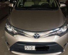 Bán Toyota Vios năm 2017 xe nguyên bản giá 490 triệu tại Tp.HCM