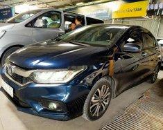 Bán Honda City 1.5AT sản xuất năm 2018, màu xanh lam số tự động giá 558 triệu tại Tp.HCM