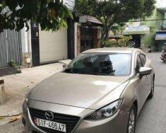 Cần bán Mazda 3 đời 2016, xe nguyên bản giá 580 triệu tại Tp.HCM