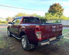 Cần bán lại xe Ford Ranger XLT năm 2014, màu đỏ giá 470 triệu tại Gia Lai