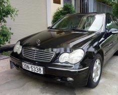 Cần bán lại xe Mercedes đời 2002, màu đen xe nguyên bản giá 152 triệu tại Đà Nẵng