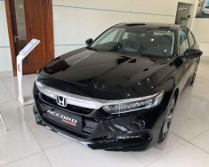 Bán ô tô Honda Accord năm sản xuất 2019, màu đen, nhập khẩu nguyên chiếc giá 1 tỷ 319 tr tại Tp.HCM