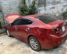 Cần bán lại xe Mazda 3 năm sản xuất 2016, màu đỏ, nhập khẩu giá 575 triệu tại Đắk Lắk
