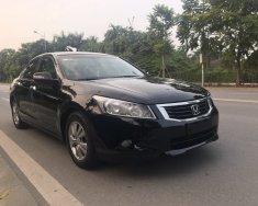 Cần bán Honda Accord 2009, màu đen, xe nhập khẩu cực đẹp giá 455 triệu tại Hà Nội