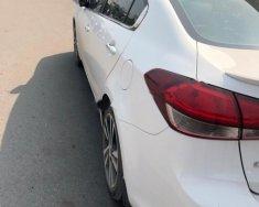 Bán Kia Cerato sản xuất năm 2018, màu trắng, chính chủ giá 590 triệu tại Hà Nội