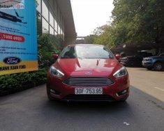 Cần bán gấp xe cũ Ford Focus Titanium 1.5L đời 2016, màu đỏ giá 645 triệu tại Hà Nội