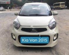 Bán Kia Morning đời 2015, màu kem (be), xe nhập giá 275 triệu tại Hà Nội
