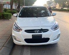 Bán Hyundai Accent 1.4 AT 2015, màu trắng, nhập khẩu  giá 455 triệu tại Hà Nội