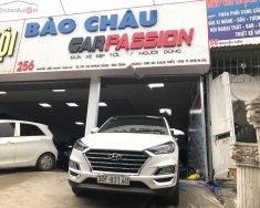 Bán Hyundai Tucson sản xuất 2019, màu trắng, giá cạnh tranh giá 950 triệu tại Hà Nội