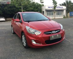 Bán Hyundai Accent năm 2011, màu đỏ chính chủ, giá tốt giá 300 triệu tại Long An