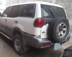 Cần bán lại Nissan Terrano 4wd sản xuất 2001, màu trắng, nhập khẩu giá 125 triệu tại Tp.HCM