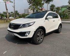 Bán Kia Sportage 2.0AT 2011, màu trắng, nhập khẩu nguyên chiếc giá 525 triệu tại Hà Nội