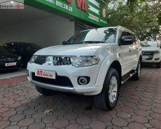 Cần bán lại Mitsubishi Pajero 4x2AT 2012, màu trắng, chính chủ giá 539 triệu tại Hà Nội