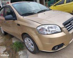 Bán xe Daewoo Gentra 1.5 MT đời 2008, màu vàng, chính chủ giá 118 triệu tại Hà Tĩnh