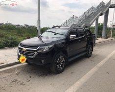 Bán Chevrolet Colorado LTZ AT 4x4 năm 2017, màu đen, nhập khẩu Thái Lan  giá 580 triệu tại Hà Nội
