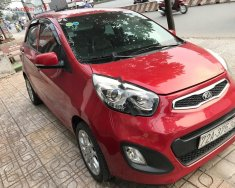 Bán Kia Picanto 1.25 AT đời 2013, màu đỏ, 288tr giá 288 triệu tại Lâm Đồng