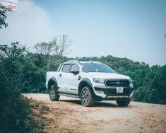 Bán Ford Ranger năm 2017, màu trắng, nhập khẩu giá 765 triệu tại Hà Nội