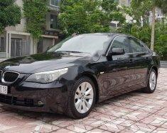 Cần bán lại xe BMW 5 Series 525i đời 2006, màu đen, nhập khẩu   giá 418 triệu tại Hà Nội