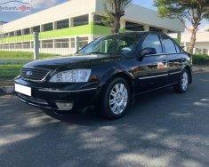 Bán ô tô Ford Mondeo 2.5 AT đời 2004, màu đen số tự động, giá tốt giá 215 triệu tại Tp.HCM