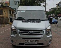 Bán Ford Transit năm 2016, màu bạc như mới giá 560 triệu tại Hà Nội