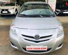 Bán Toyota Vios 1.5G đời 2009, màu bạc, xe gia đình giá 350 triệu tại Tp.HCM