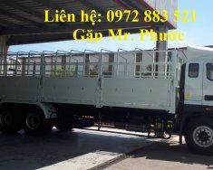 Xe tải 3 chân- xe tải 14 tấn- hỗ trợ trả góp  70% giá 1 tỷ 99 tr tại Tp.HCM