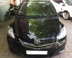 Bán Toyota Vios năm 2009, màu đen xe nguyên bản giá 258 triệu tại Hải Phòng