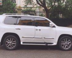 Bán Lexus LX 570 2013, màu trắng, nhập khẩu   giá 4 tỷ 150 tr tại Hà Nội