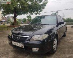 Cần bán lại xe Mazda 323 sản xuất 2002, màu đen xe nguyên bản giá 115 triệu tại Cao Bằng