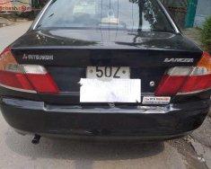 Bán Mitsubishi Lancer GLX 1.6 MT đời 2000, màu đen số sàn giá 184 triệu tại Tp.HCM